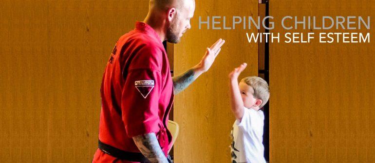 How to Improve My Child's Self Esteem through Martial Arts