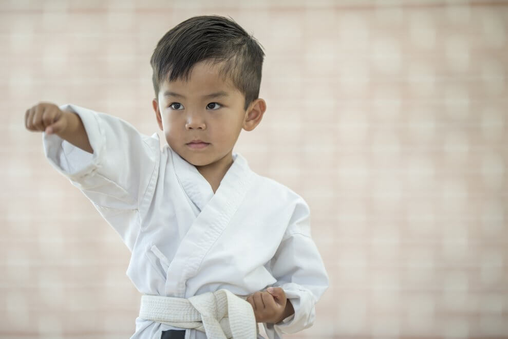 How Martial Arts Can Have a Big Impact on Kids with Autism